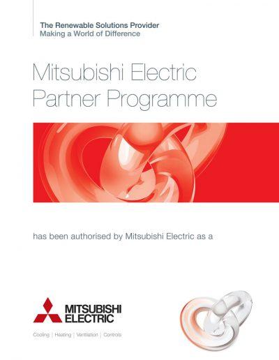 Mitsubishi Certification